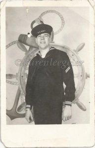geier- when entering the navy