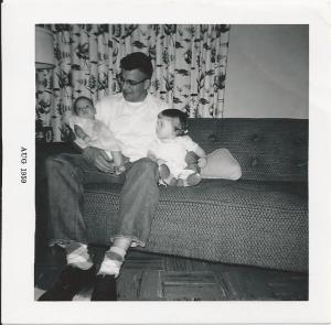 PIX_Geier_Karen Dad Lynne_argyle socks_Aug 1959
