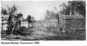 Aurora St, 1886