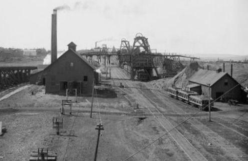 Norrie mine