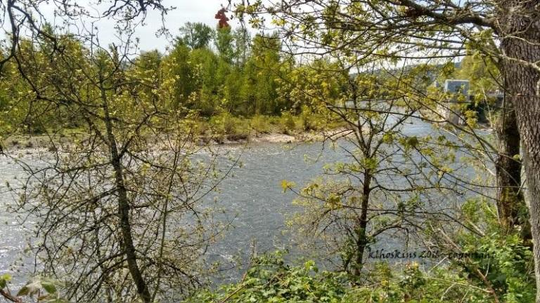 April 2016_view of clack river