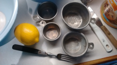 Dorothy's measuring cups