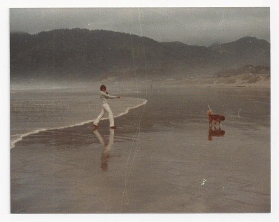 July 2015_Karen at Manzanita beach_1981