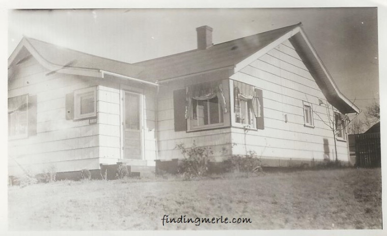 House on Park_Tacoma_5815 address_Bert added this front porch_House was sold to H and B from Lalla