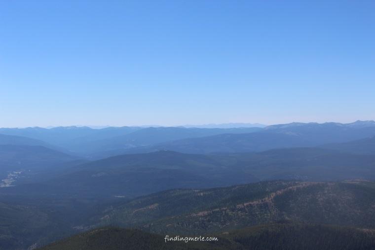Mt Henry hike_