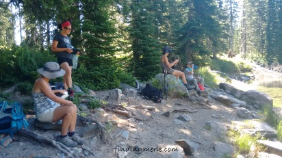 Mt Henry hike_July 29