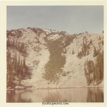 Mt Henry lake_