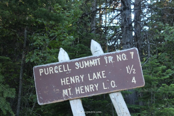 mt henry_sign at trail head