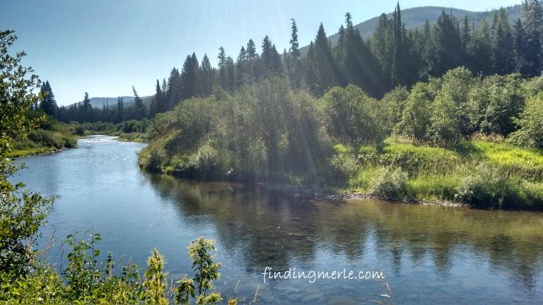 Yaak River_Yaak Montana July 2017