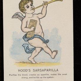 Sarsaparilla ad