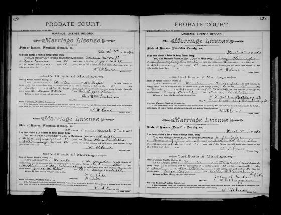 April 2016_GEIER_Joseph and Bertha Servatius marriage cert_1892_Kansas.jpg